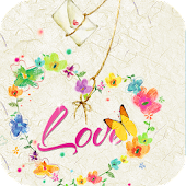 ButterflyLovingFlower LWP