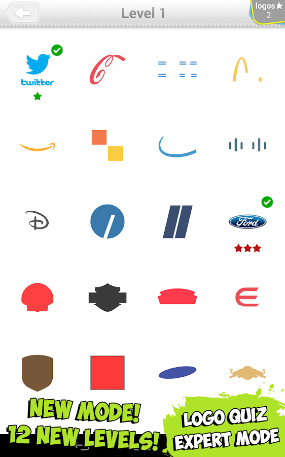 guess the brands with 1 logo quiz logo quiz is a free game full of fun ...