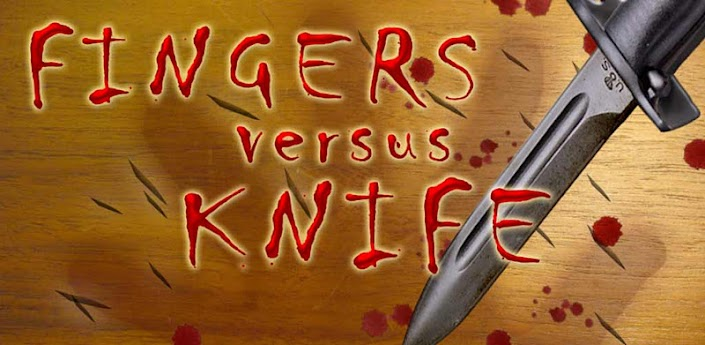 Juego de Dedos Versus Cuchillo