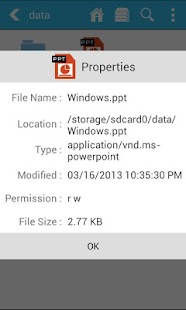 File Explorer Pro - screenshot thumbnail