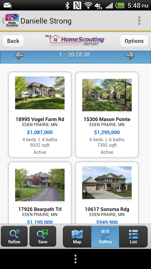 Home Scouting® MLS Mobile- screenshot