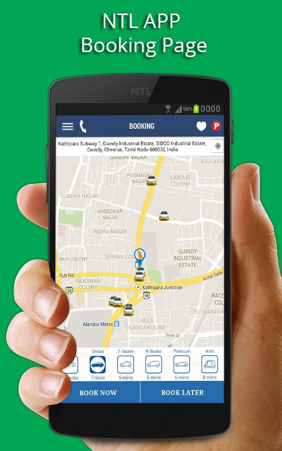 NTL TAXI - screenshot