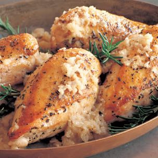 Baked Chicken with Vidalia Onion Sauce Recipe