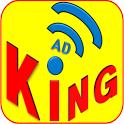 AdKing icon