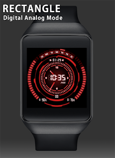 V07 WatchFace for Android Wear- screenshot thumbnail