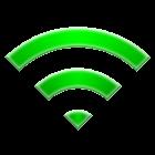Auto open Wi-Fi donate icon