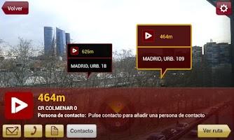 Screenshot of Banco Popular buscador cajeros