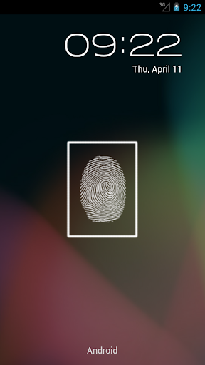 Fake Finger Scanner