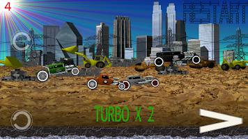 Screenshot of Ratrod Turbo Racing