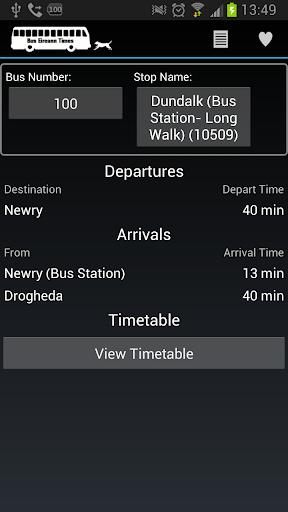 Bus Eireann Times Free