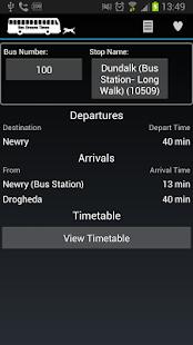 Bus Eireann Times Free - screenshot thumbnail