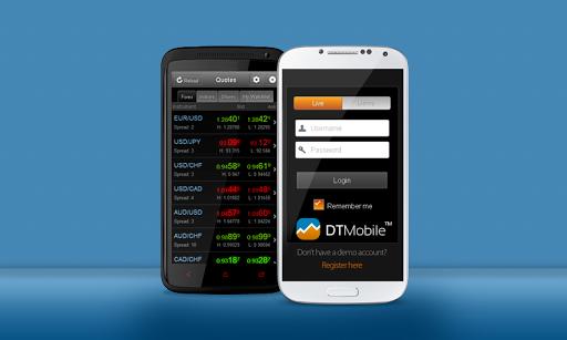 DTMobile - Forex Trading