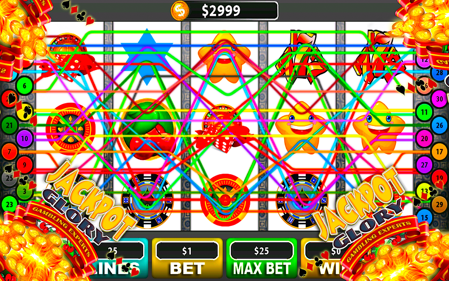 play casino online for free power star