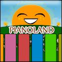 Pianoland logo