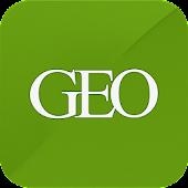 Le monde de GEO magazine