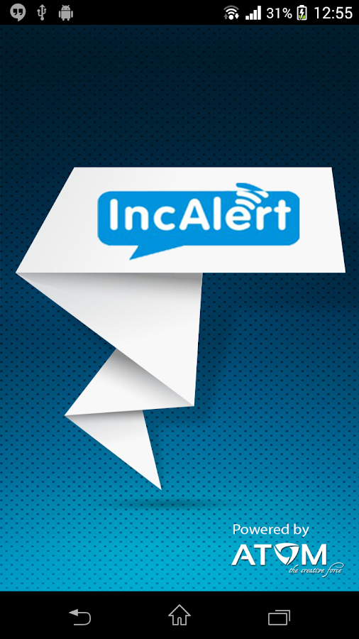 IncAlert - Corp Renewal Alert- screenshot