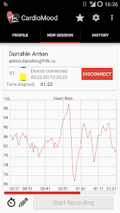 HRV Expert by CardioMood- screenshot thumbnail