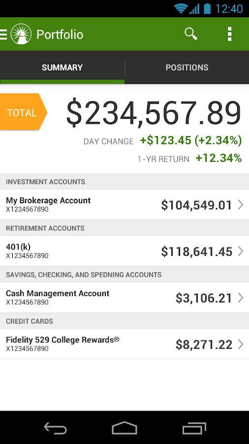 Best fidelity 401k investment options
