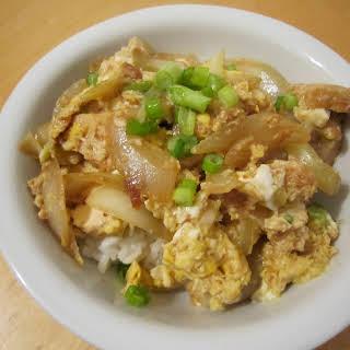 Vegetable Donburi Recipes.