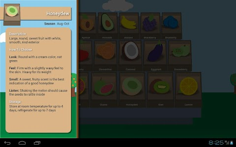 PickMe Fruits screenshot 3