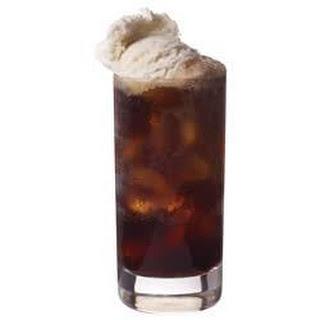 Kahlua Root Beer Float.