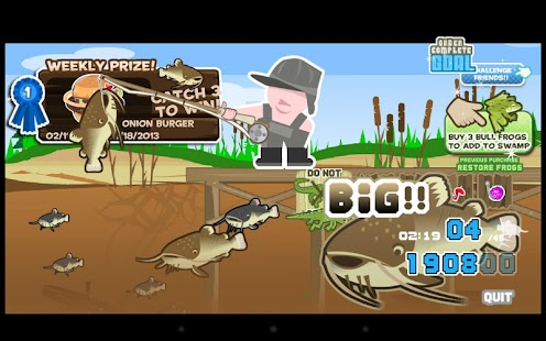 Cat fish fry fishing android apps on google play for Cat fishing game