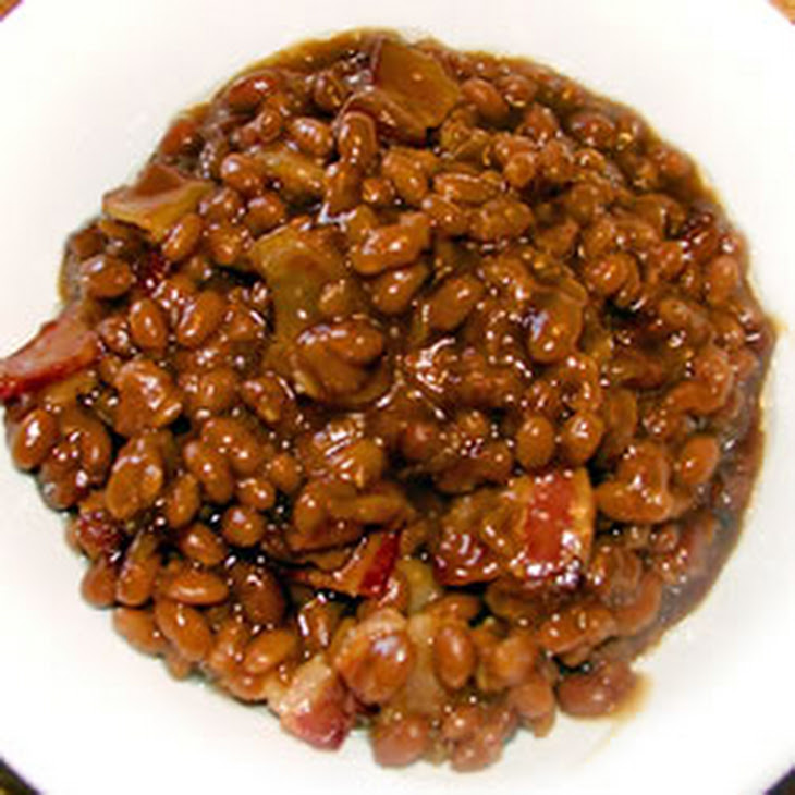 Baked Beans III Recipe