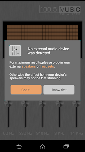 Music Equalizer Pro - náhled