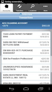 Sb Mobile Banking- screenshot thumbnail