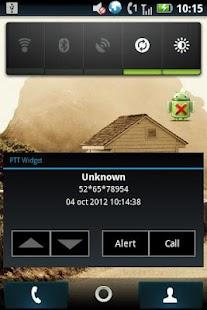 PTT Widget - screenshot thumbnail