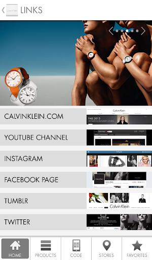 Calvin Klein Watch+Jewelry