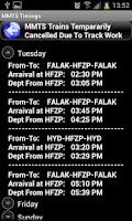 Screenshot of MMTS Hyderabad