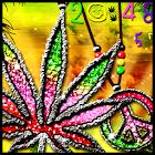 Reggae Sunset LWP icon