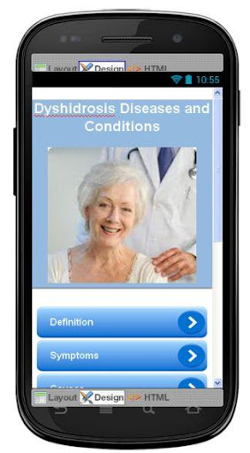Dyshidrosis Disease Symptoms