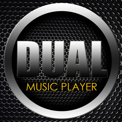 DUAL Music Player LOGO-APP點子