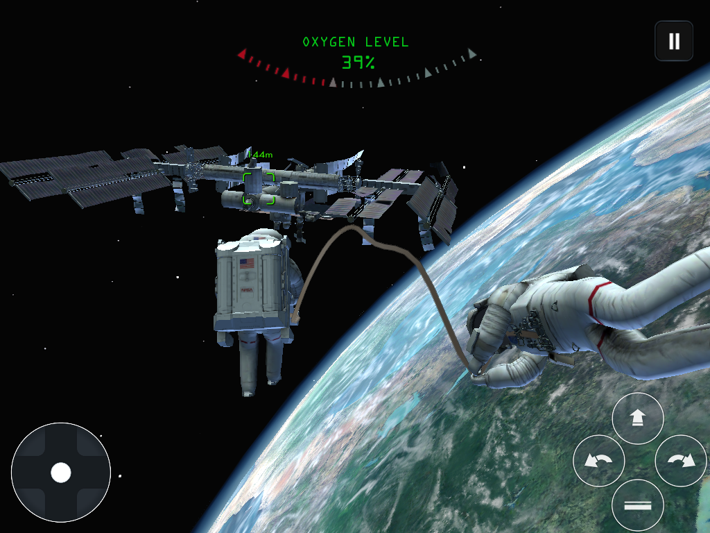GRAVITY: DON'T LET GO - screenshot