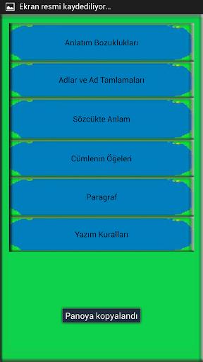 Dilbilgisi Rehberi