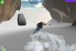 Screenshot of Ski Full Tilt 3D Free
