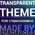 CM10/CM11 Transparent Theme APK Cracked Download