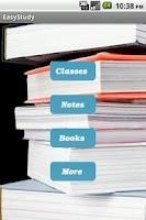 Screenshot of Hide Text/Call Log-Study Guide
