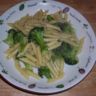 Broccoli and Penne Rigati