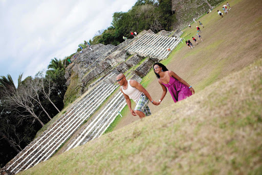 Norwegian-Jewel-Belize-Altun-Ha - Explore the Mayan ruins at Altun Ha in Belize during a Norwegian Jewel cruise.
