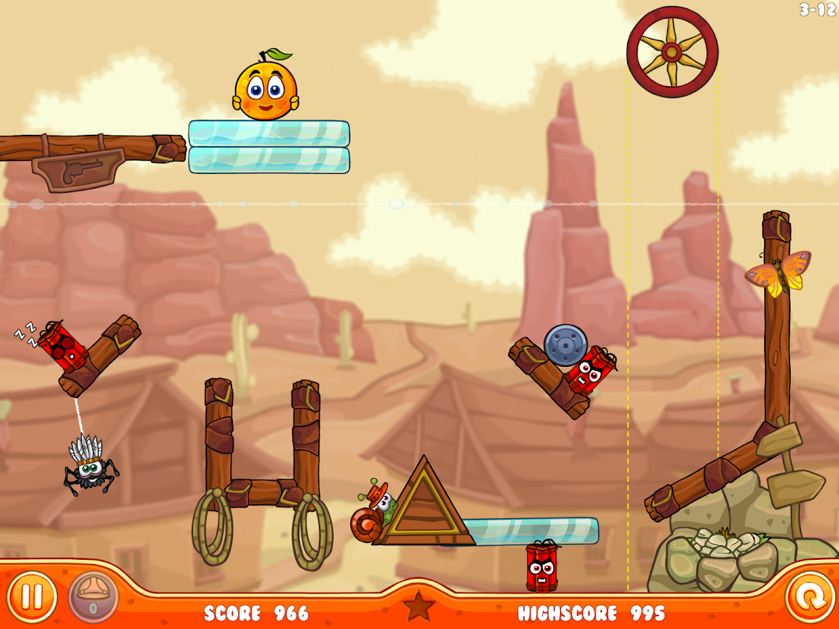 Cover Orange: Journey- screenshot
