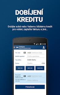 SERVIS 24 Mobilní banka - náhled