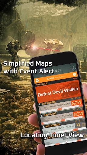 Destiny Public Events Tracker 3.3 screenshots 4