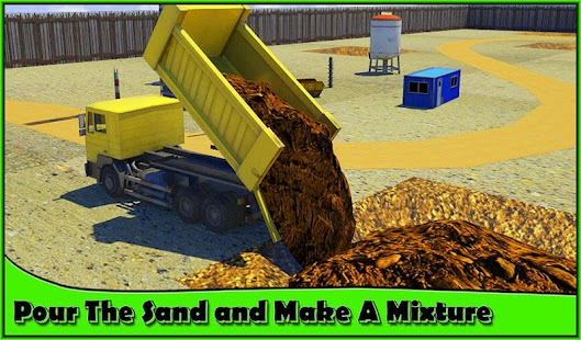Construction City Simulator 3D screenshot