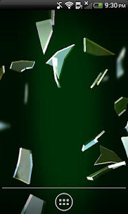 Shattered Glass 3D LWP- screenshot thumbnail
