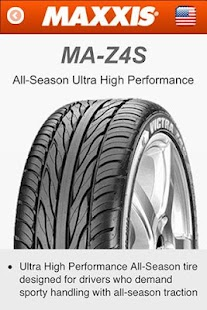 Maxxis Automotive Tires- screenshot thumbnail
