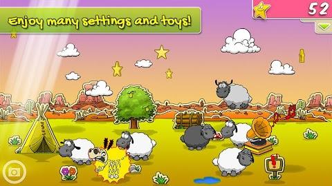 Clouds & Sheep Screenshot 2