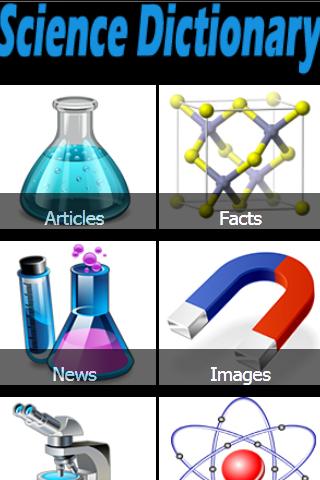 科學 字典